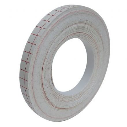 Self Adhesive PVC Strip   25mtr roll  x 15mm